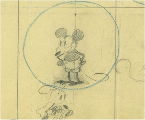 Mickey Mouse | MOUSE INTERRUPTED