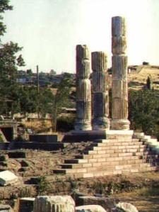 1 Temple of Apollo Smintheus